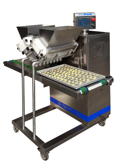 CD-708-RR Twin Color Cookie Depositor